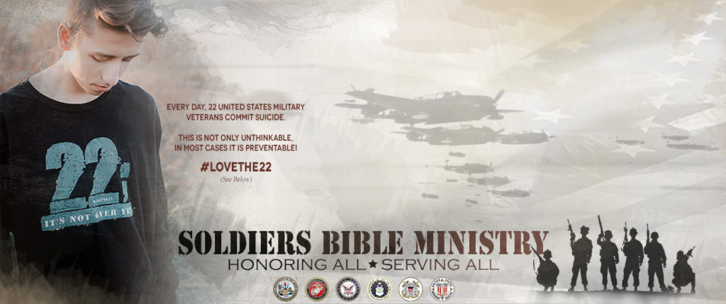 Soldiers Bible Ministry | Free Bibles & Spiritual Resources
