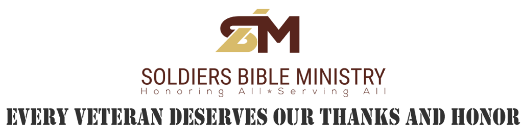 Veterans Day November 11 Soldiers Bible Ministry Hoben SBM